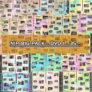 NIP BIG-Pack DVD´s 1-35