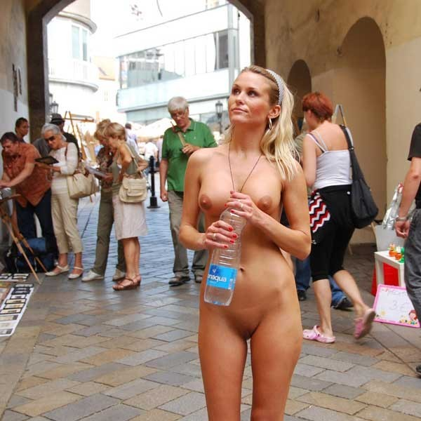 nude in public dvd