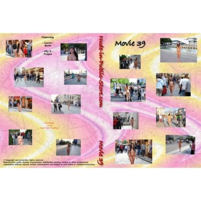 Nude In Public BIG-Pack DVD´s 31-40