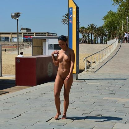 Nude In Public Movie 52