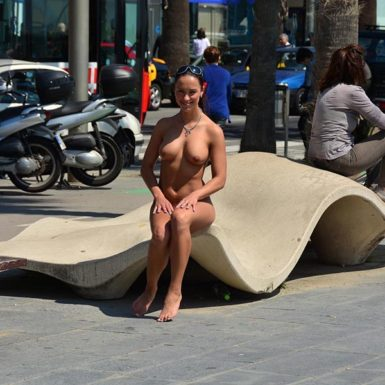 Nude In Public Movie 52