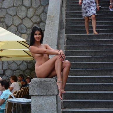 Nude In Public Movie 54
