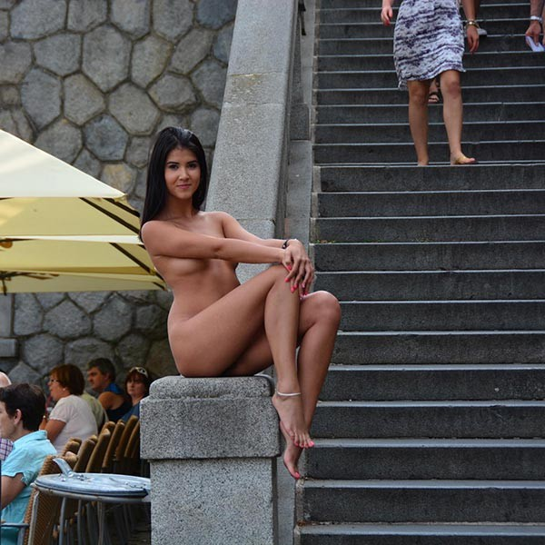 Nude In Public Movie 54